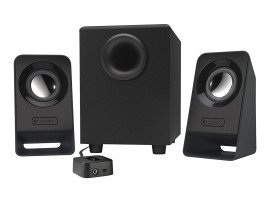 Logitech Z213 Multimedia Speakers with Subwoofer