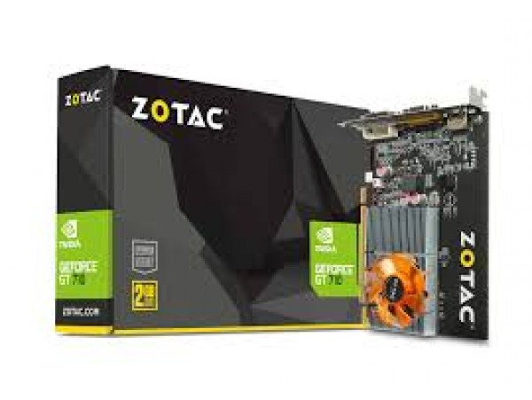 Zotac - Geforce  GT 710 2GB DDR3
