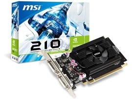 MSI Video Card GT 210