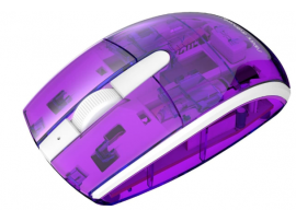 Rock Candy Wireless Mouse-Cosmoberry