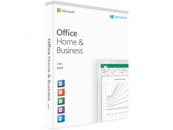 MICROSOFT OFFICE HOME & BUSINESS 2019 (PC) - ENGLISH