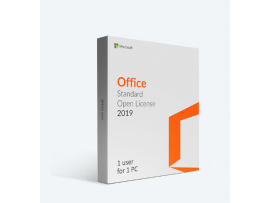 Microsoft Office Home & Student 2019 (PC) - English