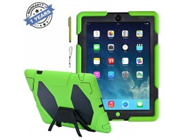 iPad 2 / 3 / 4 Case, Shock Proof