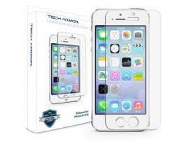 Tech Armor Apple iPhone 5 / 5C / 5S / SE Premium Ballistic Glass Screen Protector